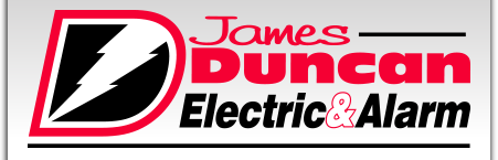 James Duncan Electric & Alarm Inc.